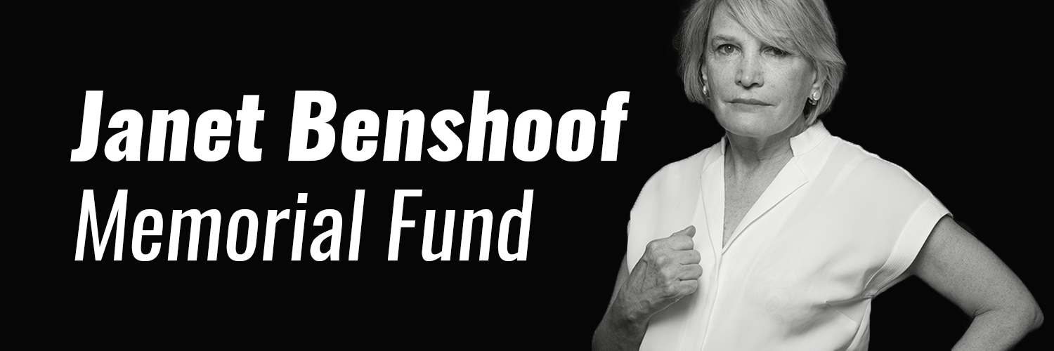The Janet Benshoof Memorial Fund